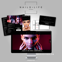 Nails Life Studio - Business Starter Package
