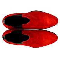 Lyndon London Shoes - RICHARD HUE RED (LIMITED EDITION)
