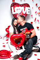 Allie and Brian - Valentines Shoot